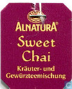 Tea bags and Tea labels - Alnatura - 17 Sweet Chai