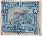 Government Building overprint