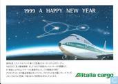 Alitalia - Boeing 747F (Japan edition)