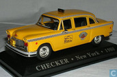 Checker New York Yellow Cab