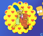 Caps and pogs - Homer Simpson - The Simpsons