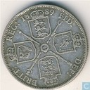 United Kingdom 1 florin 1889
