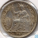French Indo-China 10 centimes 1917