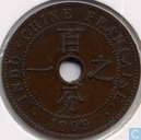 French Indochina 1 centime 1899