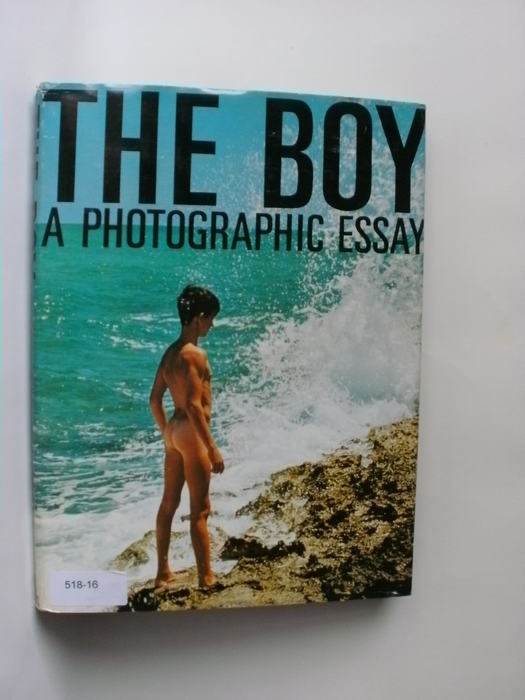 Georges St. Martin & Ronald C. Nelson - The Boy, a photographic essay - 1969