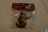 Asterix les magnets 3D
