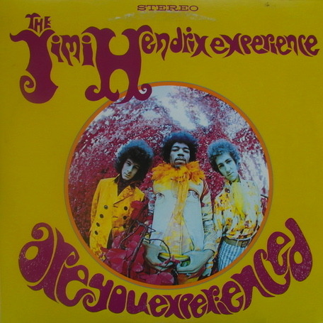 The Jimi Hendrix Experience  - 2LP Are You Experienced? (MCA2611608) - US press - 1997