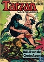 Comic Books - Tarzan of the Apes - Balu van de Grote Apen
