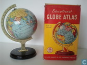 Blikken globe Chad Valley Co.
