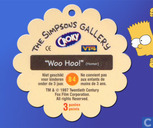 """Caps and pogs - The Simpsons Gallery - """"Woo Hoo!"""" (Homer)"""