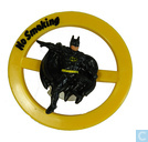 "Batman ""No Smoking"""