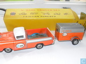 U-Haul Trailer Set