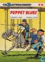 Strips - Blauwbloezen, De - Puppet Blues