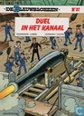 Comic Books - Bluecoats, The - Duel in het kanaal