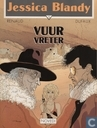Comic Books - Jessica Blandy - Vuurvreter