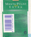 Tea bags and Tea labels - Granja San Francisco - Menta-Poleo sabor Extra