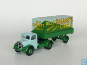 Bedford articulated truck Billy Smart's