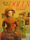 All colour book of dolls
