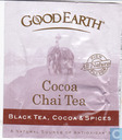 Black Tea Cocoa Chai Tea