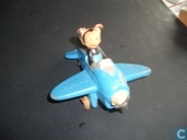 Mickey's Air Mail Plane