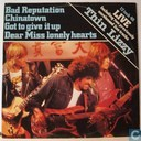 "Thin Lizzy 12"" Live"