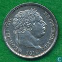United Kingdom 1 shilling 1816