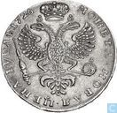 Russie 1 Rouble 1726