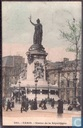 Paris, Statue de la République