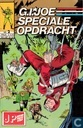 Comic Books - G.I. Joe - G.I. Joe Speciale opdracht 2