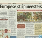Europese stripmeesters