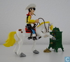 Lucky Luke, Jolly Jumper en De Eenarmige Bandiet