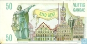 Stadt Gent 50 Guest House