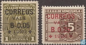 Service Stamps