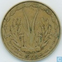 West African States 10 francs 1966
