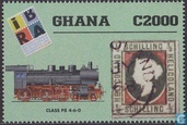 International stamp exhibition