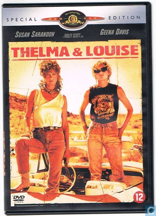 "an analysis of stereotypes in thelma and louise by ridley scott ""thelma & louise"" and emma bovary 