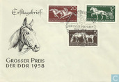 1958 Paardensport (DDR 143)