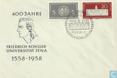 1958 University of Jena from 1558 to 1958 (DDR 146)