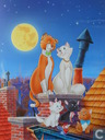 Walt Disney-die Aristocats-original