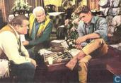Dan Blocker, Lorne Greene, Michael Landon