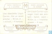 Images d'album     - Martougin - Een Lloyd - Carrier.