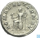 Gordian III AR Antoninianus, beaten in Rome 240 ad.