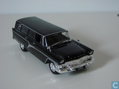 Gaz-13C Russian Hearse