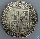 Pologne ort 1624