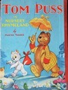 Strips - Bommel en Tom Poes - Tom Puss in Nursery Rhymeland