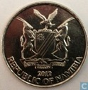 Namibie 10 cents 2012