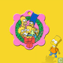 Caps and pogs - Bart Simpson - The Simpsons