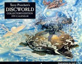 Terry Pratchett's Discworld Collector's Edition 1999 Calendar