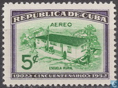 50 years Republic of Cuba