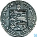 Guernsey 25 pence 1978 (copper-nickel)